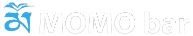 Momo bar logo